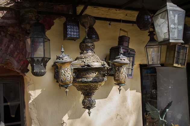 Old Orient Lamps Istanbul