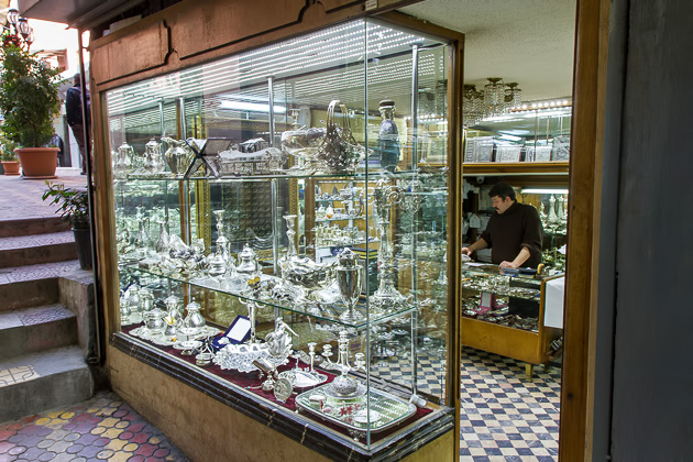 Silver Shop Istanbul