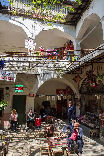 Tea Garden Han Grand Bazaar