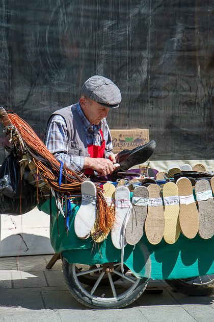 Shoe Maker Grand Bazaar