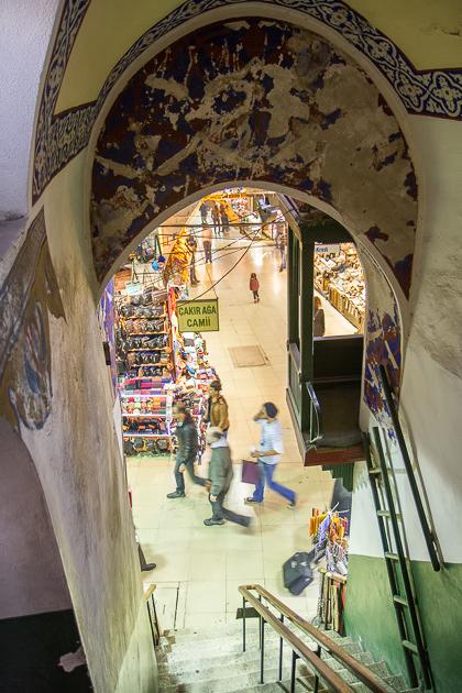 Secrets Of The Grand Bazaar