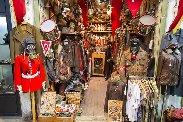Weird Store Grand Bazaar