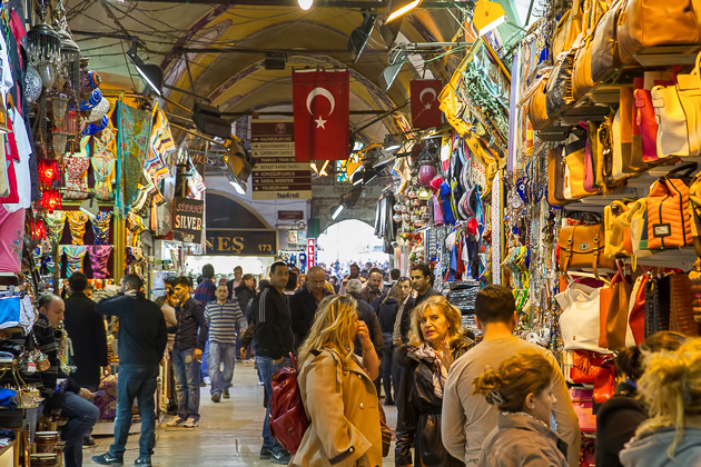Souvenir Shopping Grand Bazaar