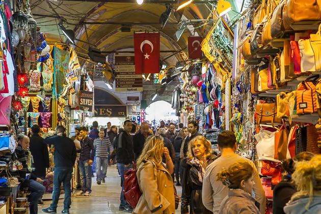 Souvenir Shopping Grand Bazaar