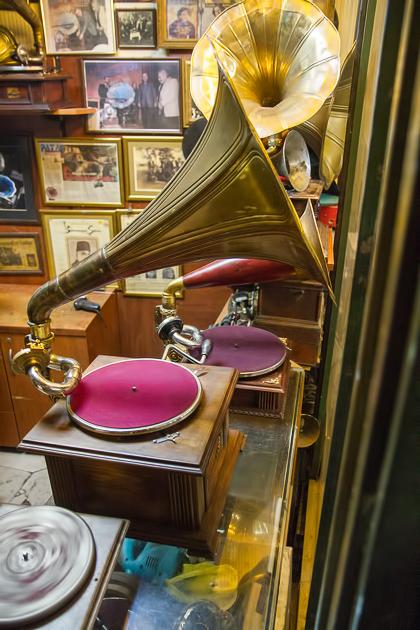Old Gramphone Store Grand Bazaar