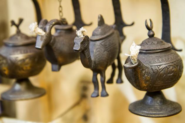 Camel Oil Lamp