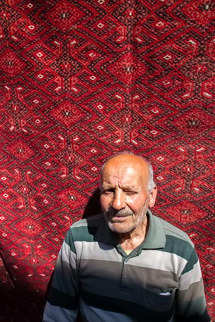 Carpet Seller Istanbul