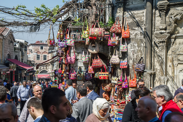 Hand Bag Tree Istanbul