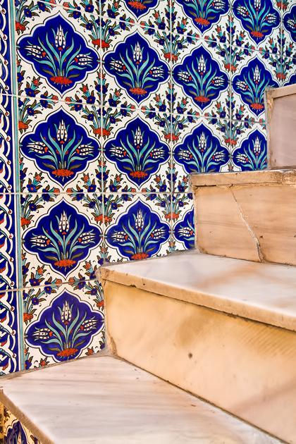 Secret Tiles Istanbul