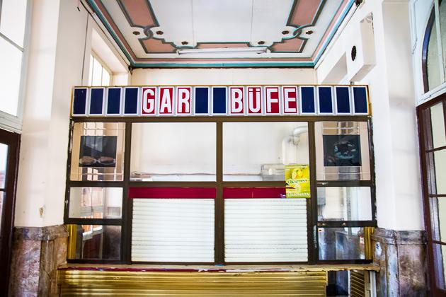 Train Buffet