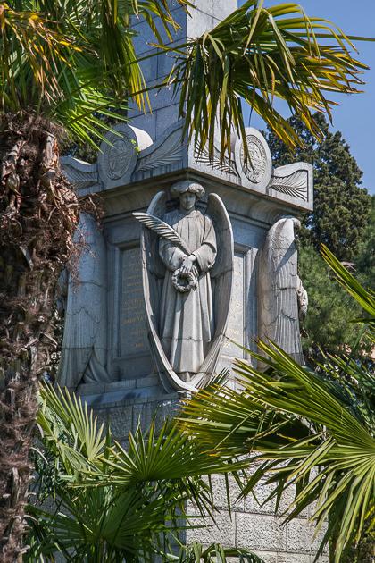Crimean War Cemetery Monument
