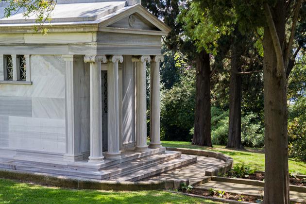 Crimean War Cemetery Istanbul