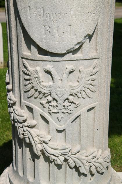 Crimean War Cemetery Cross