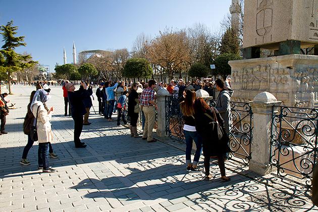 Tourist-Tour-Istanbul
