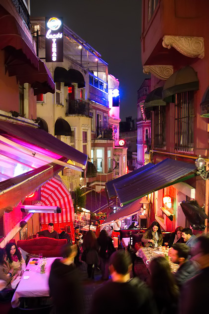 The French Street Istanbul