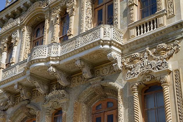 Istanbul-Balcony
