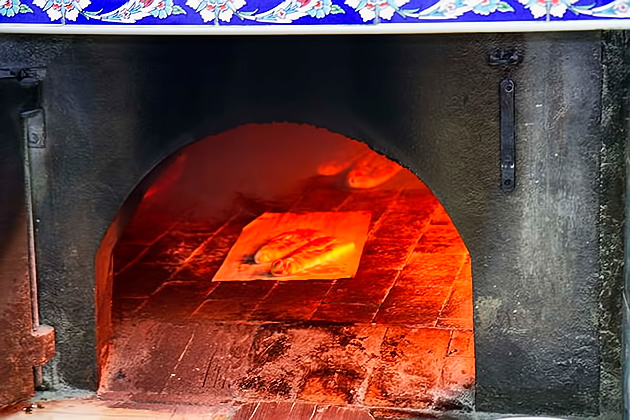 Pide-Oven