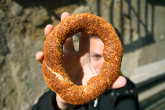 Simit-Boy
