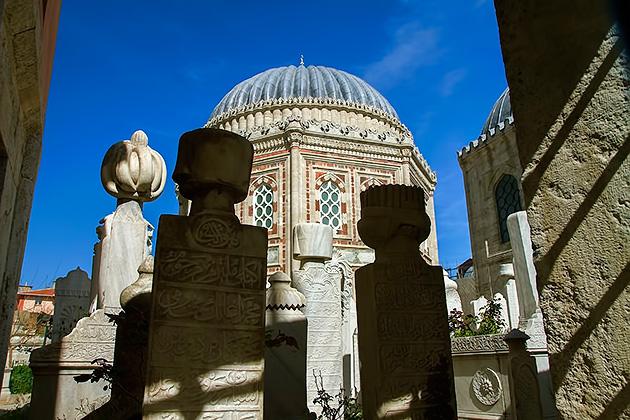Sehzade-Cemetery