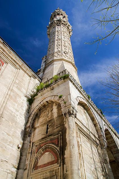 Sehzade-Minaret