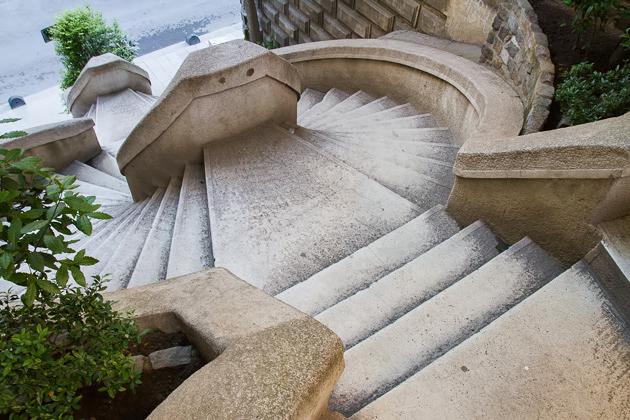 Kamondo Steps Galata