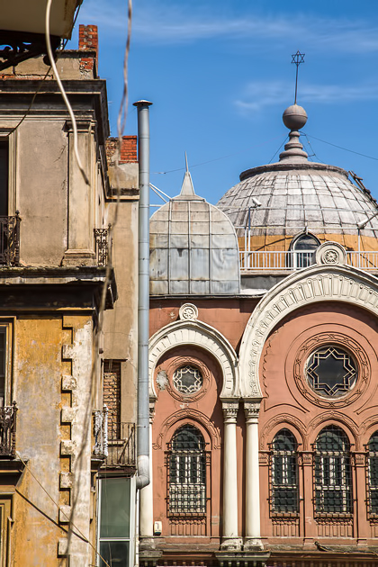 Synagogues Istanbul