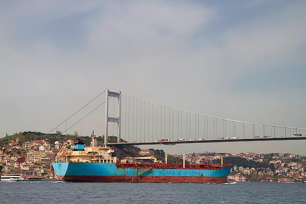 Bosphorus-Tanker