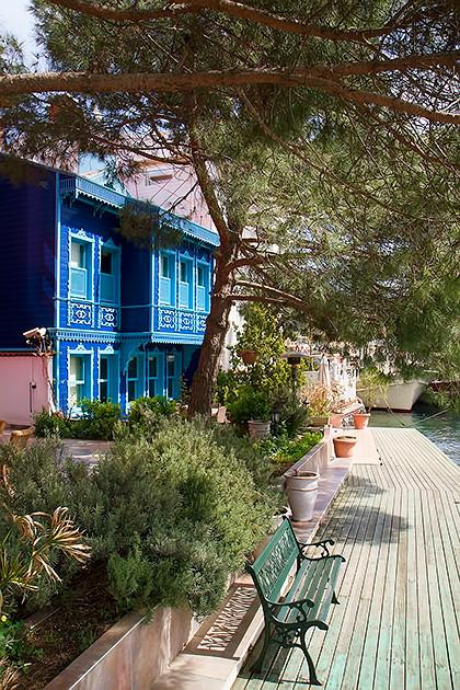 Istanbul-Boardwalk