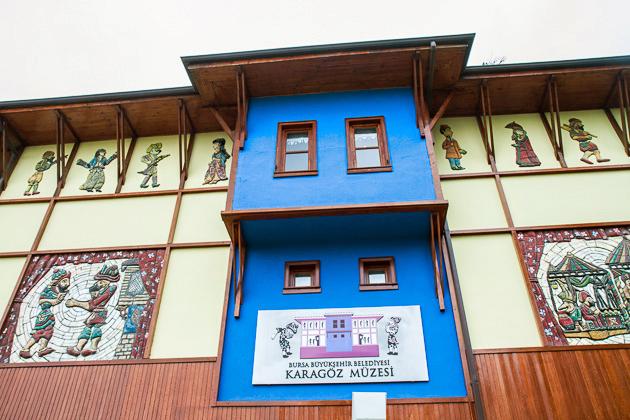 Puppet House Bursa