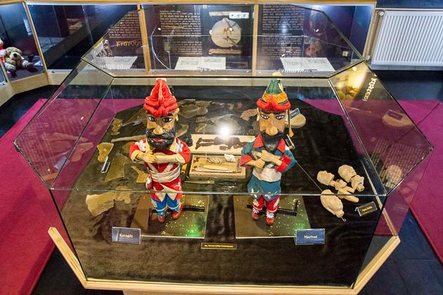 Puppen Museum Bursa