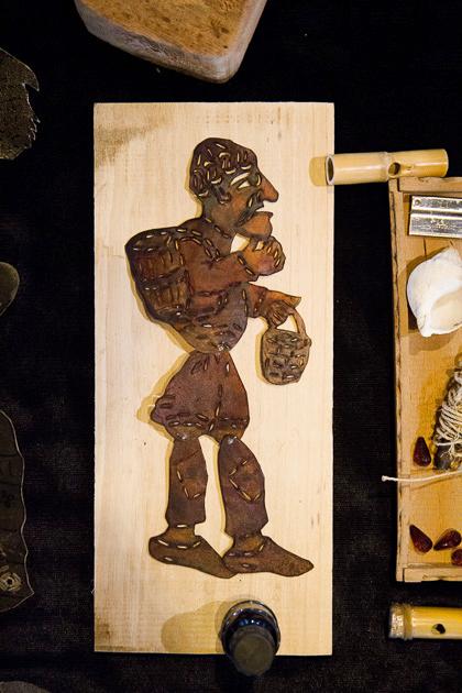 Camel Skin Puppets