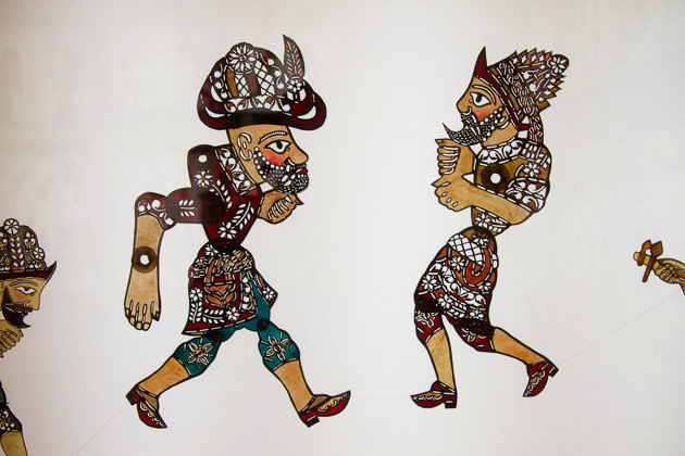 Karagöz and Hacivat Bursa
