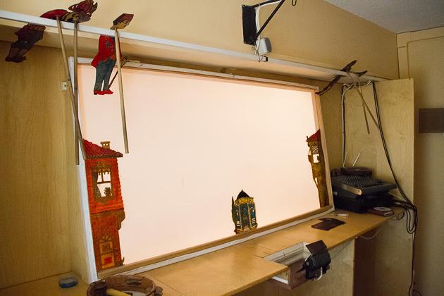 Puppet Theater DIY