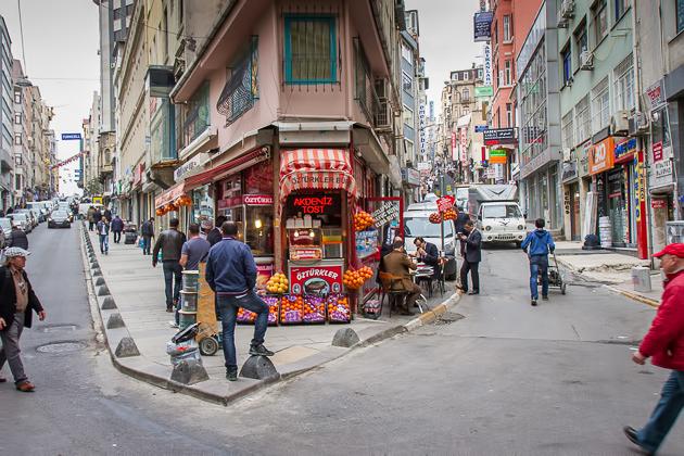 Kariköy Neighborhood