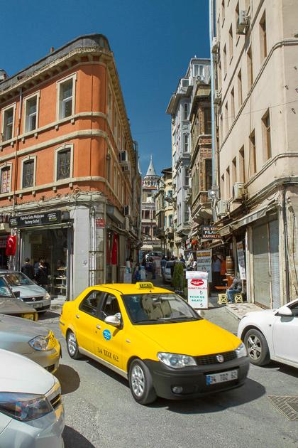 Kariköy Taxi