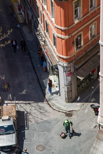 Kariköy Corner