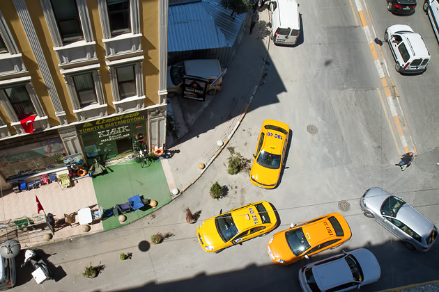 Taxis Istanbul