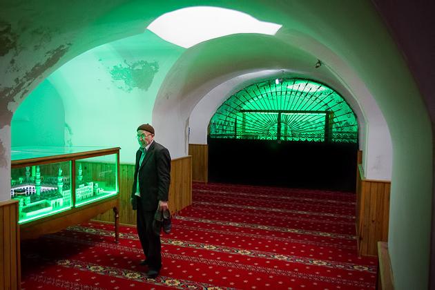 Underground Mosque Istanbul