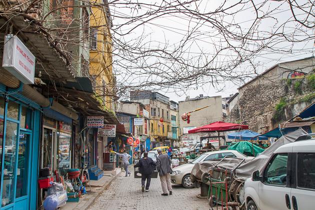 Old Neighborhoods Istanbul