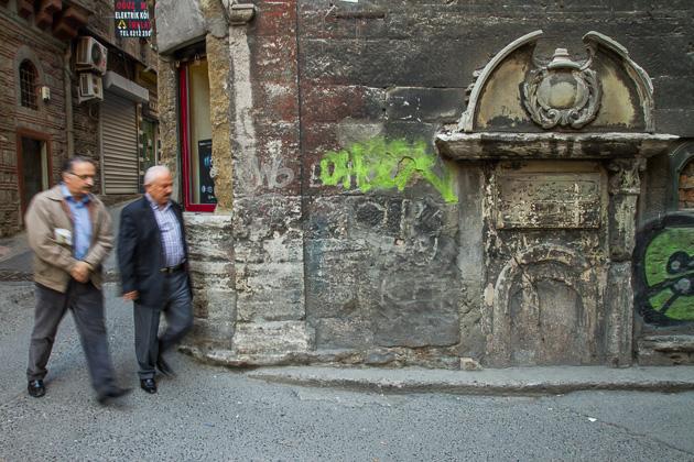 Walking Through Kariköy