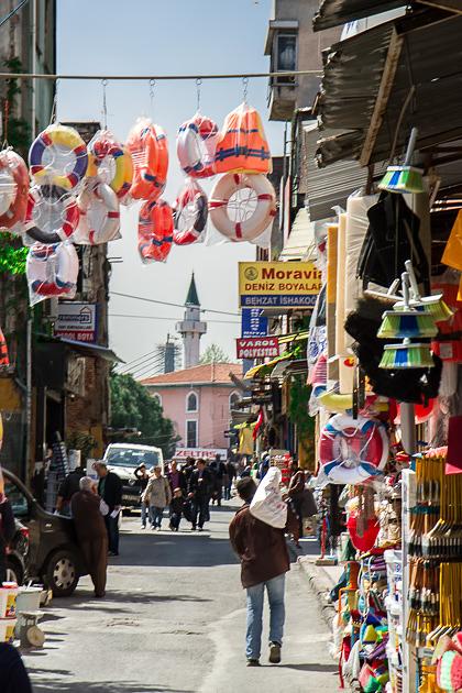 Kariköy Streets