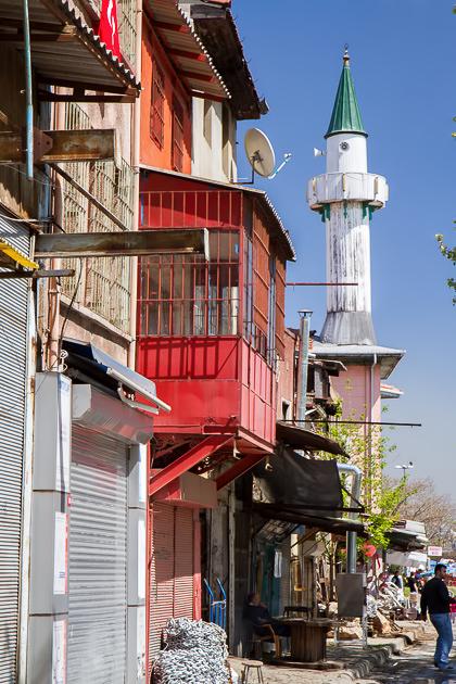 Minaret Istanbul