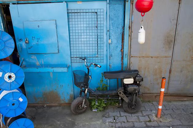 Little Moped
