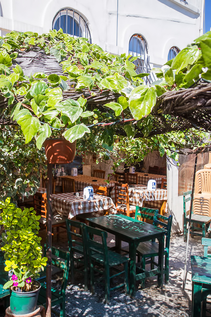 Cute Graden Restaurant Istanbul