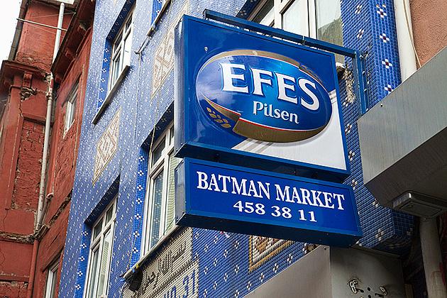 Batman-Market