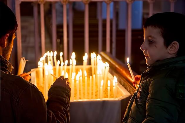 Candle-Boy