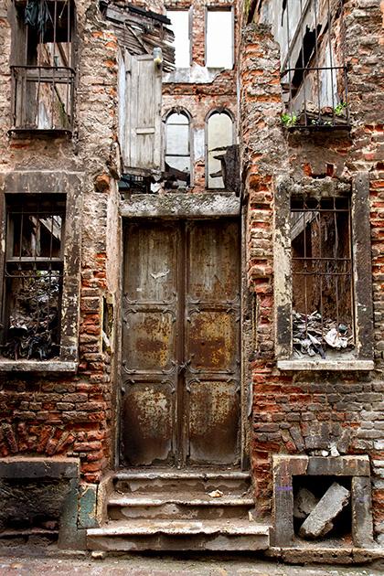 Old Door Istanbul