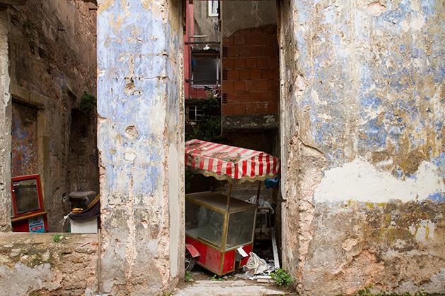 Vintage-Building-Istanbul