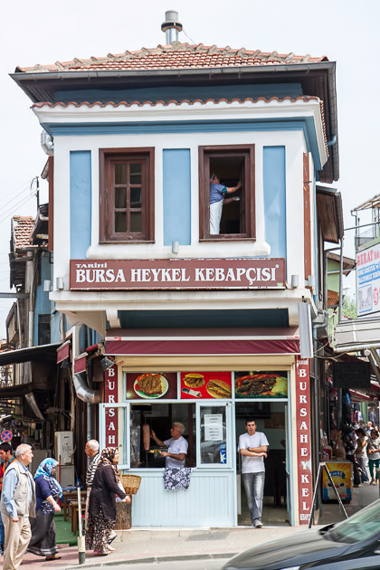 Bursa Kebap House