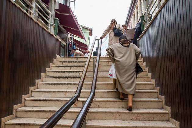 Bursa Stairs